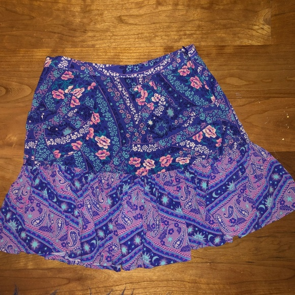 Spell & The Gypsy Collective Dresses & Skirts - City Lights Mini Skirt - Unworn!